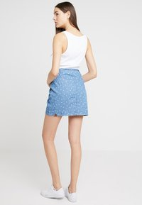 Ragwear - NINA - Denim skirt - blue - 2