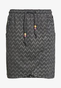 Ragwear - NAILA - A-line skirt - black - 0