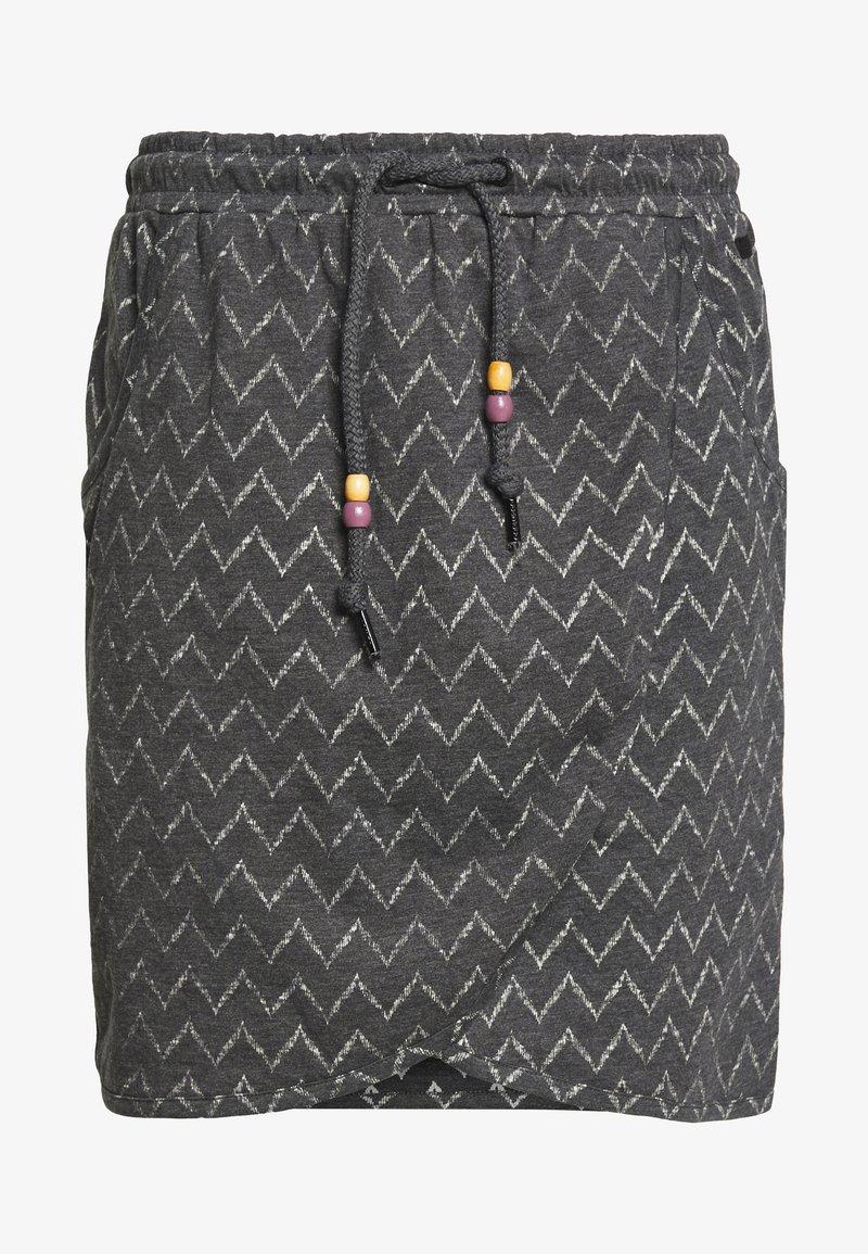 Ragwear - NAILA - A-line skirt - black