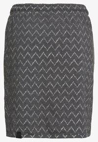 Ragwear - NAILA - A-line skirt - black - 1