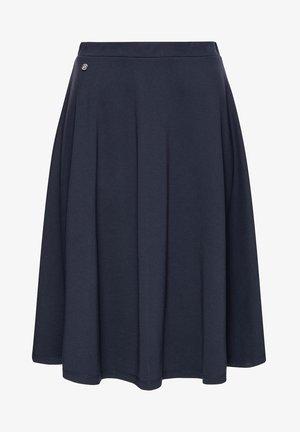 GORRA - A-line skirt - navy