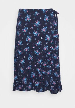 NIMIA - A-line skirt - navy