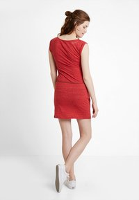 Ragwear - TAG - Žerzejové šaty - coral - 2