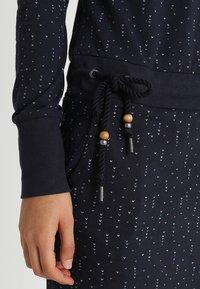 Ragwear - PENELOPE - Vestito di maglina - navy - 5
