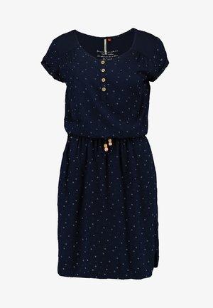 DANILA - Robe chemise - navy