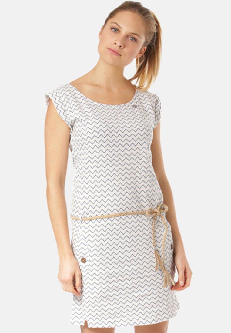 Ragwear - Day dress - white