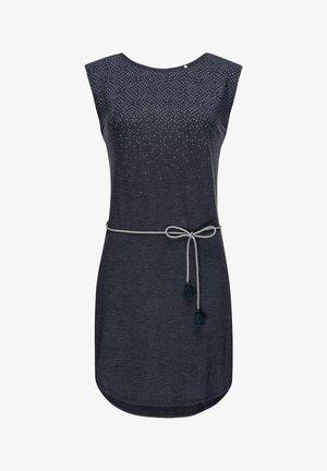 VALENCIA - Jersey dress - navy20