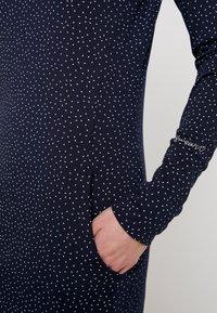 Ragwear - Jerseyklänning - navy - 4