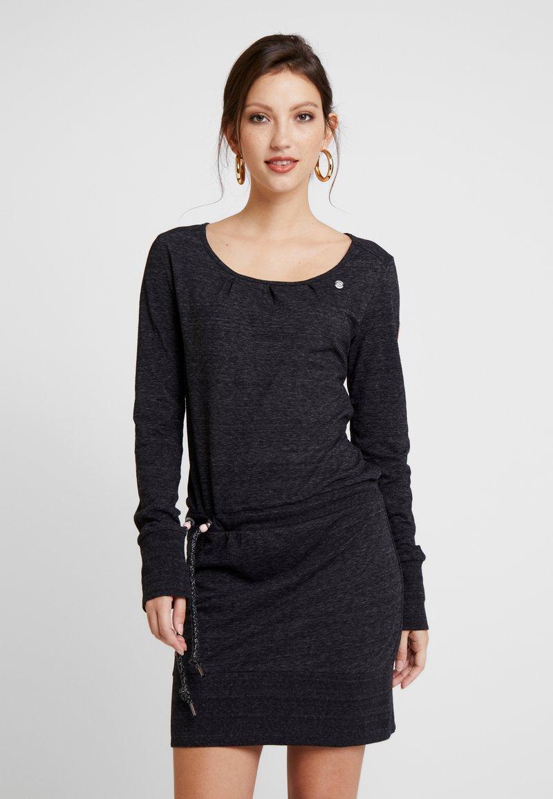 Ragwear - ALEXA - Jeanskleid - black