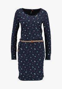 Ragwear - MONTANA - Pouzdrové šaty - navy - 5
