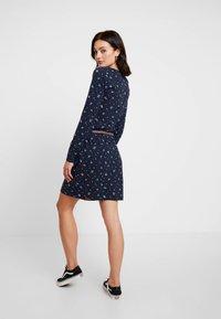 Ragwear - MONTANA - Pouzdrové šaty - navy - 3