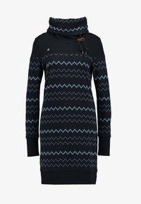 Ragwear - DRESS - Korte jurk - navy - 5