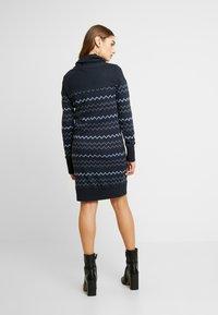 Ragwear - DRESS - Korte jurk - navy - 3