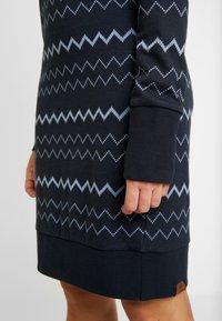 Ragwear - DRESS - Korte jurk - navy - 6