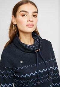 Ragwear - DRESS - Korte jurk - navy - 4