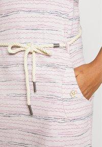 Ragwear - TAG SEA - Žerzejové šaty - light pink - 4