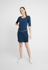 Ragwear - TANYA - Etuikjole - denim blue - 2