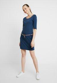 Ragwear - TANYA - Etuikjole - denim blue - 0