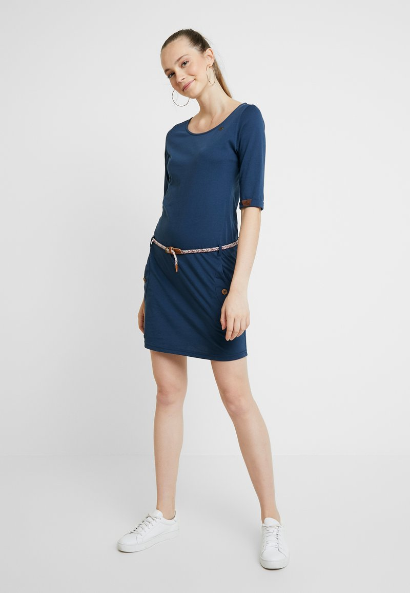 Ragwear - TANYA - Etuikjole - denim blue