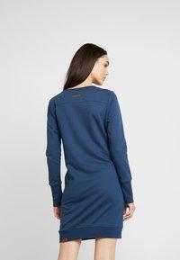 Ragwear - MENITA - Kjole - denim blue - 3