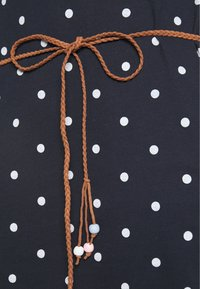 Ragwear - TAG DOTS - Denní šaty - navy - 4