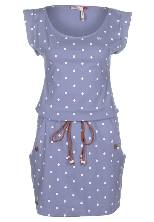TAG DOTS - Day dress - lavender