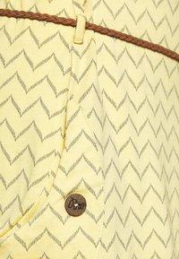 Ragwear - TAG ZIG ZAG - Žerzejové šaty - yellow - 2