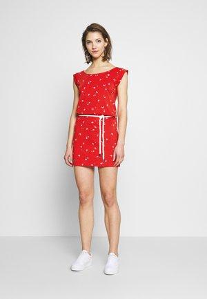 TAMY - Robe en jersey - red