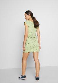 Ragwear - TAMY - Jersey dress - green - 3