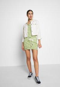 Ragwear - TAMY - Jerseykjole - green - 2