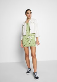 Ragwear - TAMY - Jersey dress - green - 2