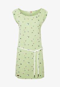 Ragwear - TAMY - Jersey dress - green - 5