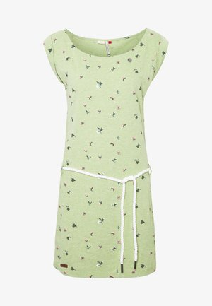TAMY - Žerzejové šaty - green