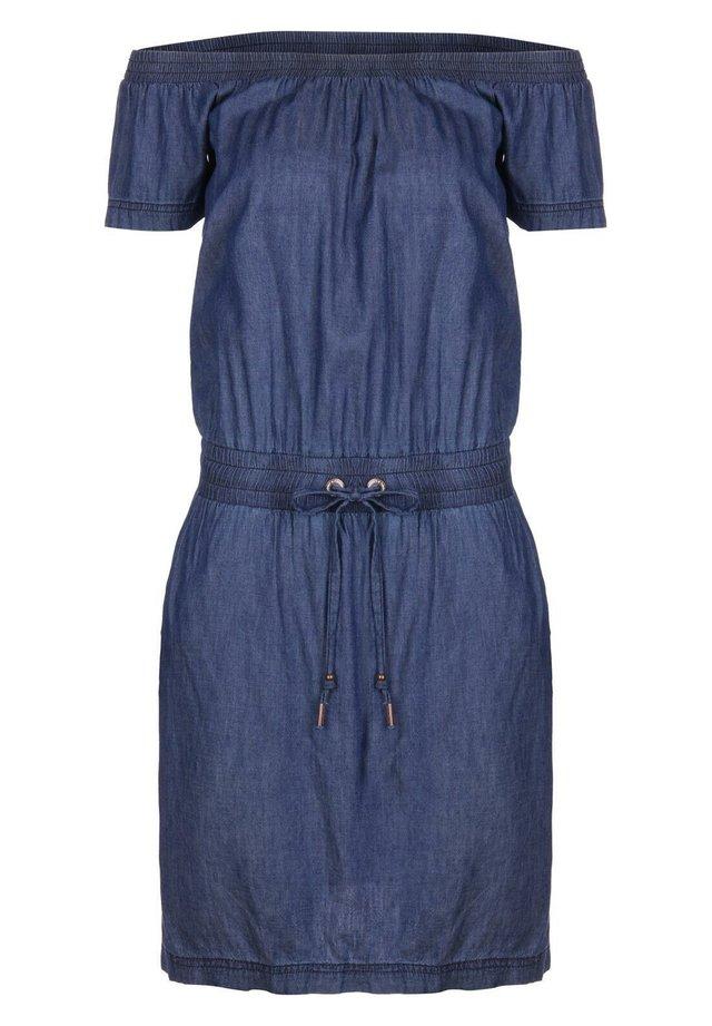 KLEID EVERLY DENIM W - Spijkerjurk - blue