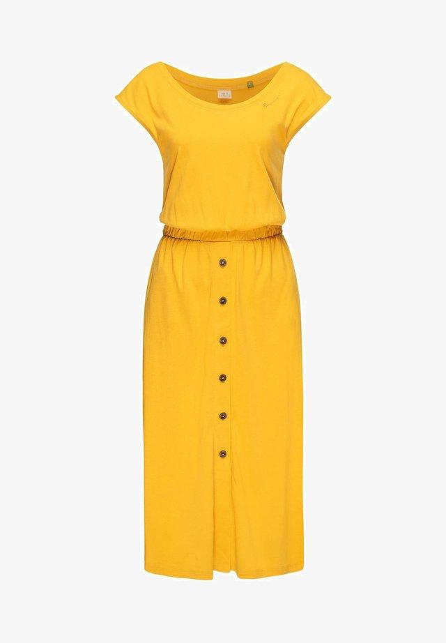 KRASKA  - Jerseyjurk - yellow