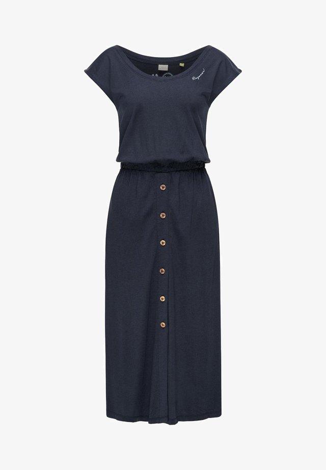 KRASKA  - Jersey dress - blue