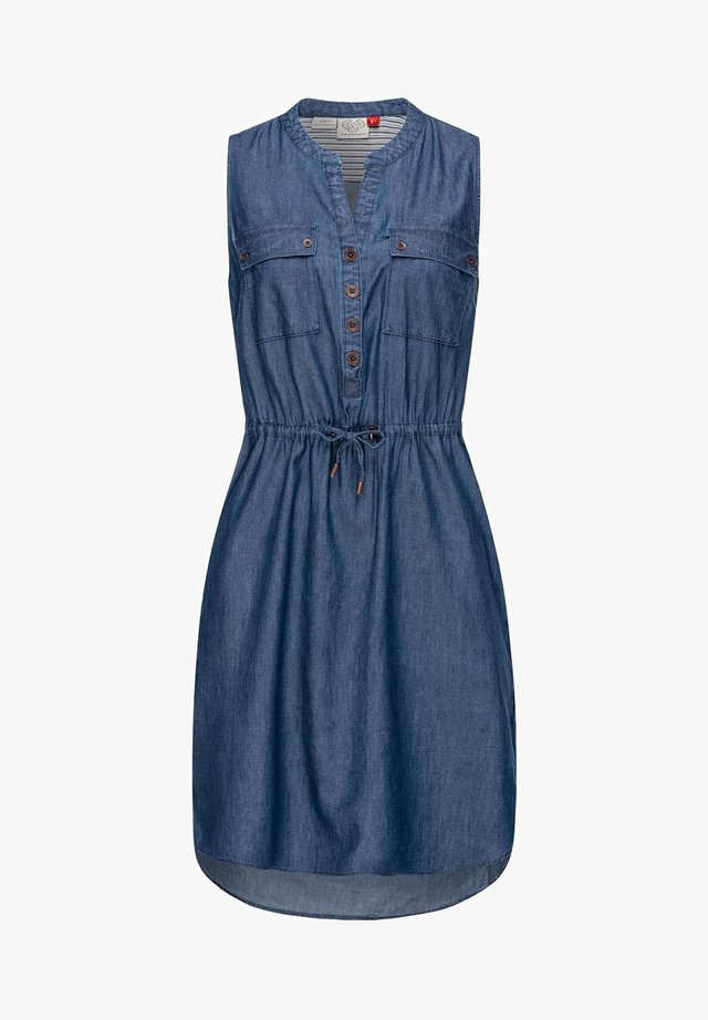 ROISIN  - Denim dress - blue
