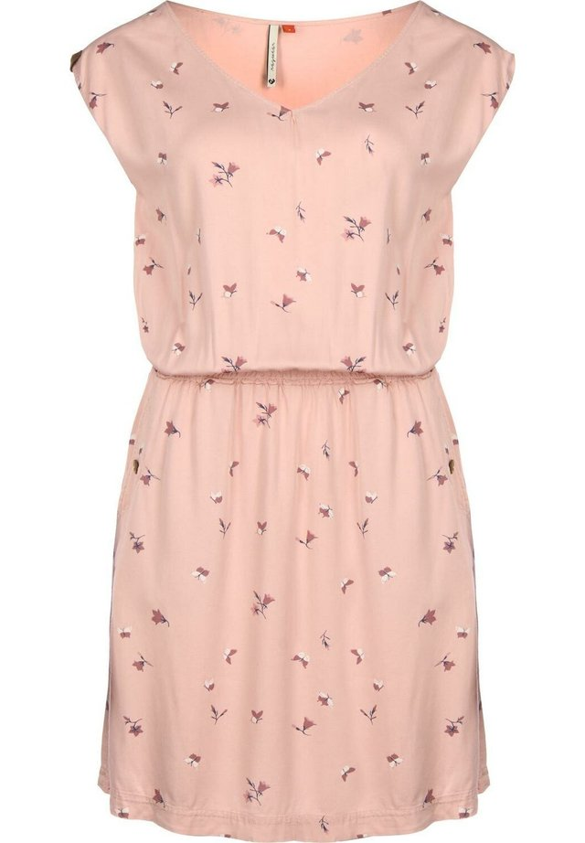 RAGWEAR KLEID CAROLINA W - Day dress - light pink