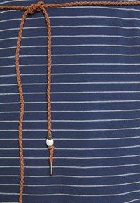 Ragwear - CHEGO - Žerzejové šaty - denim blue - 2