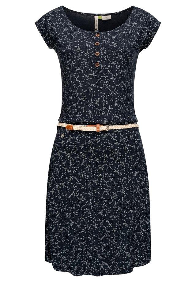 ZEPHIE - Jersey dress - navy