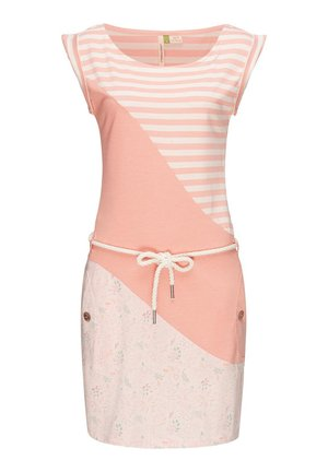 Jersey dress - rosa20