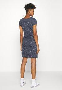 Ragwear - MIKE DRESS ORGANIC - Day dress - navy - 2