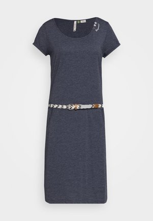 MONTANA  - Žerzejové šaty - navy