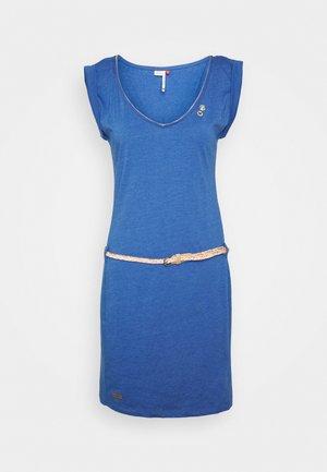 SLAVKA - Shift dress - blue