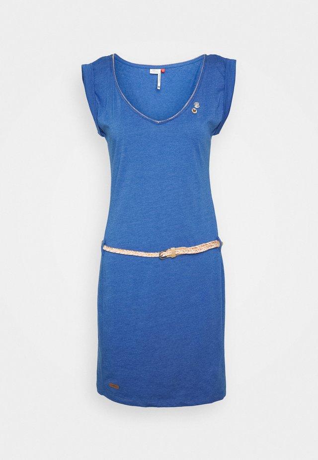 SLAVKA - Pouzdrové šaty - blue