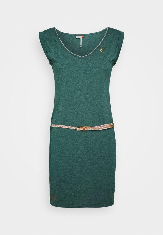 SLAVKA - Shift dress - dark green