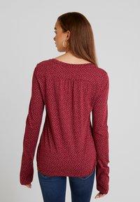 Ragwear - PINCH - Långärmad tröja - wine red - 2