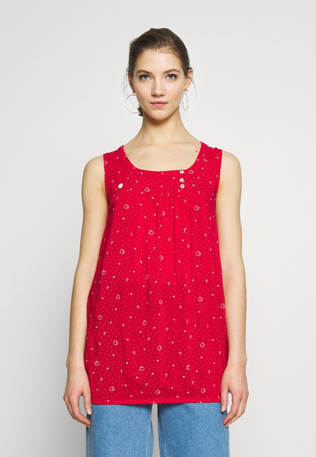 GISELLE - Blus - red