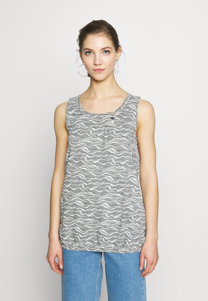 Ragwear - GISELLE ORGANIC - Top - grey