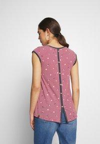 Ragwear - DOMINICA - T-shirt print - red - 2